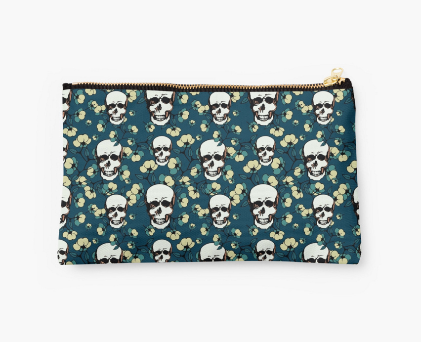 Happiness  Studio Pouch by SIckSweet. Made from 100% Polyester.YKK zip with metal teeth.Full printed design on both front and back. Buy it  here .