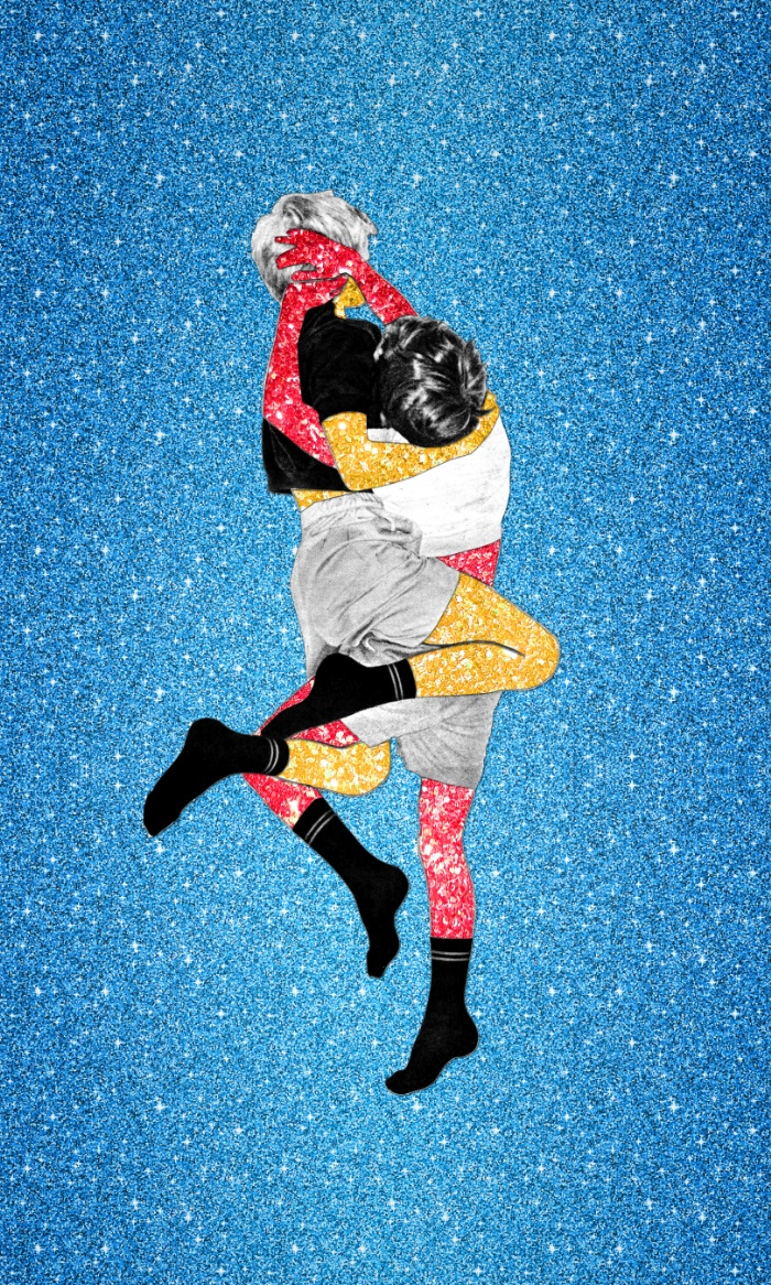 Glitter Flight by Eugenia Loli. See here work  here .
