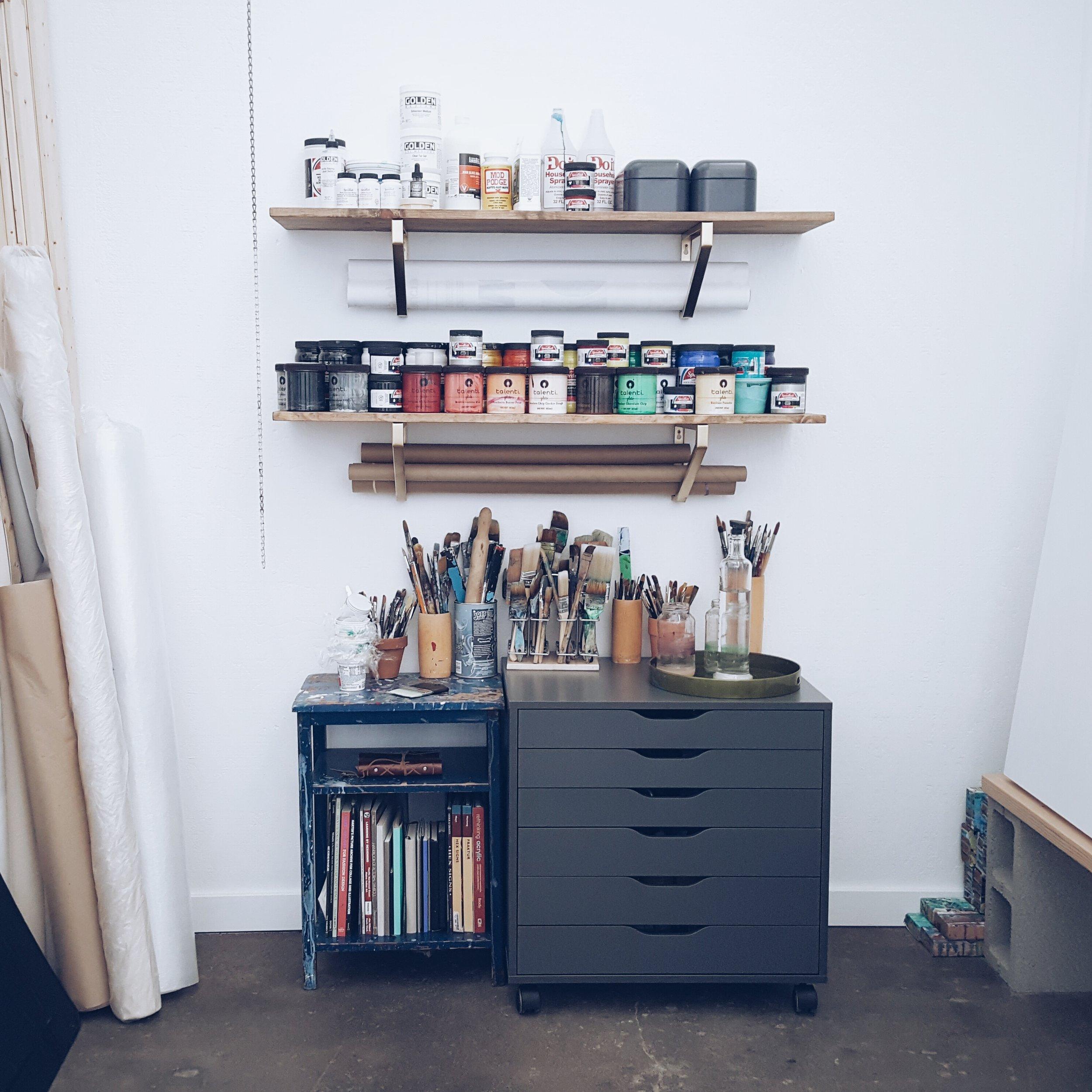 Open Studio 2017