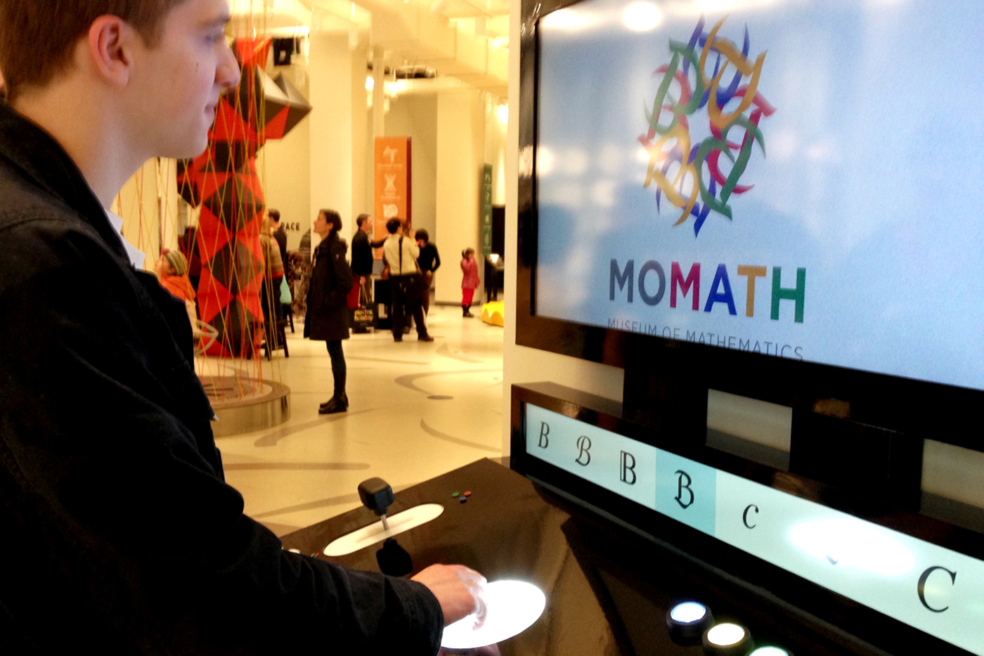 Logo Generator MoMath