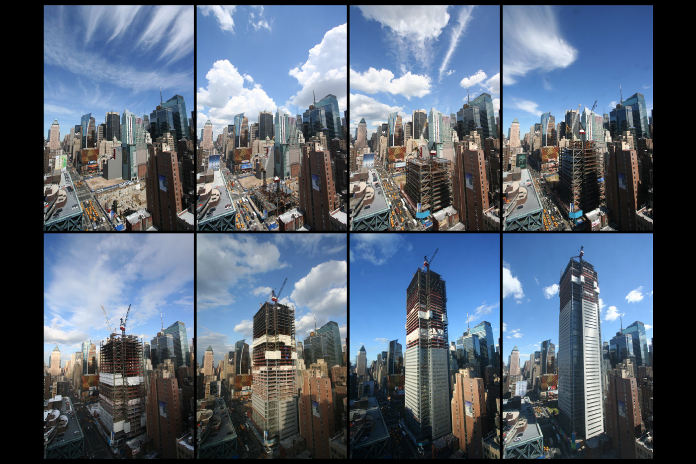 New York Time Lapse Liberty Science Center