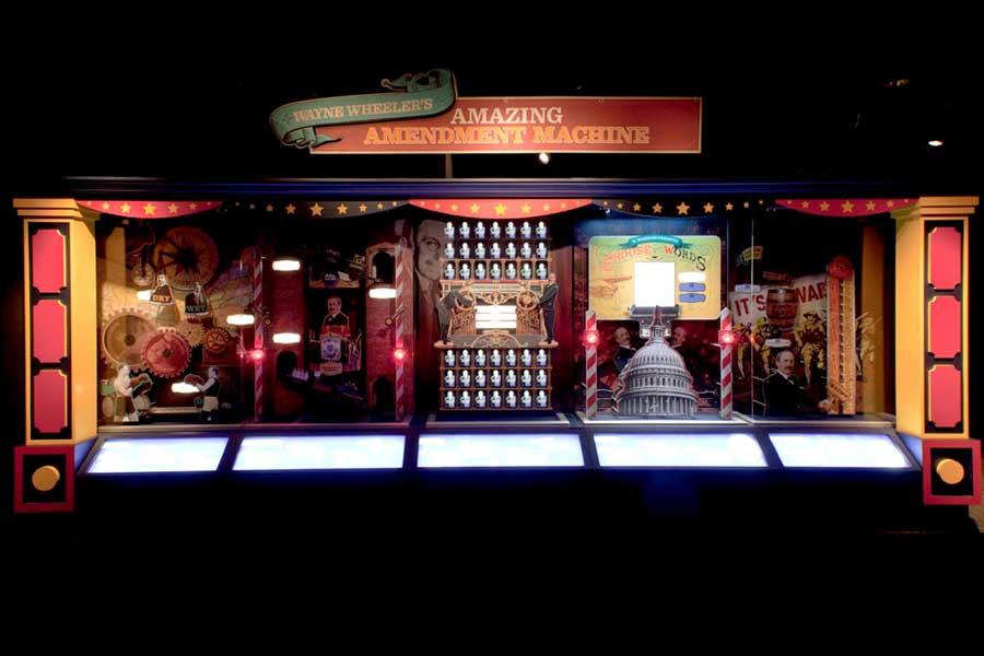 Wayne Wheeler's Amazing Amendment Machine National Constitution Center