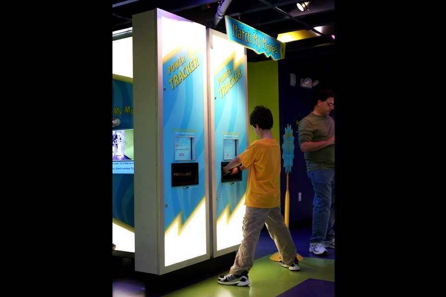 powerplay Children's Museum of Houston