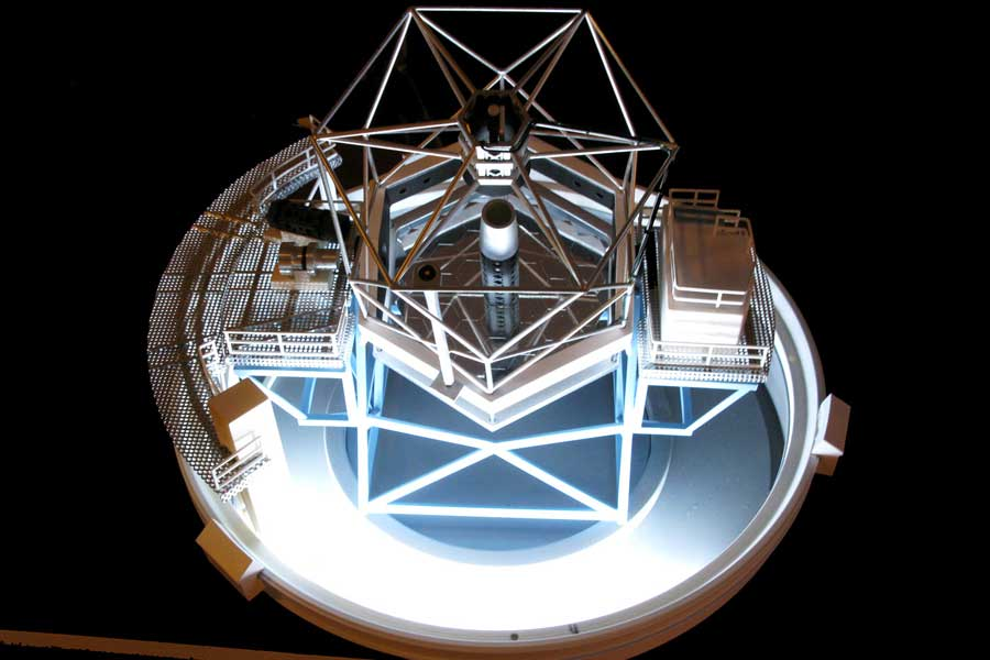 Telescope Model