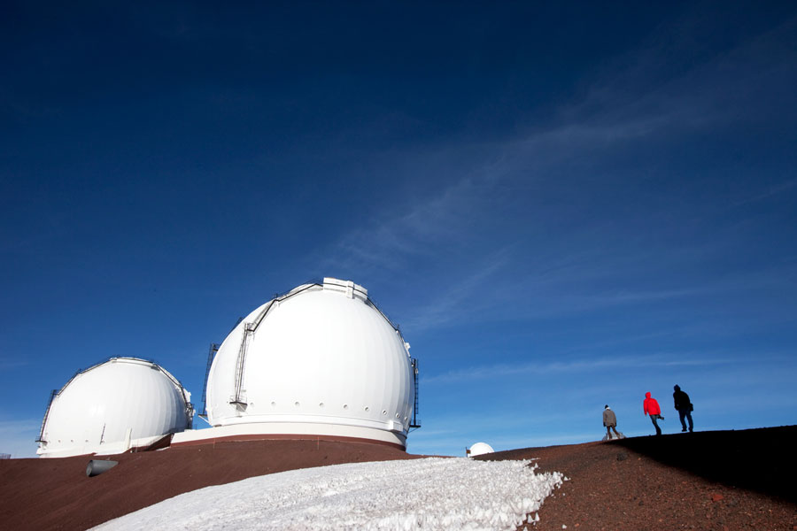 Visiting the Observatory