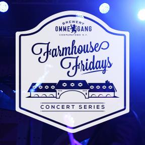 Farmhouse Fridays Concert Series