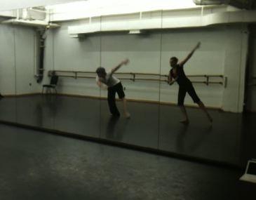 Greta Gerwig + Travis Waldschmidt