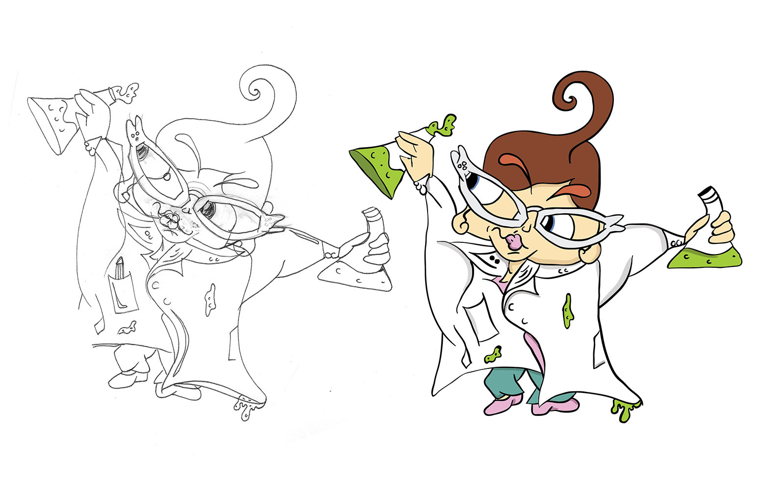 LIL THE CHEMIST {click to enlarge}