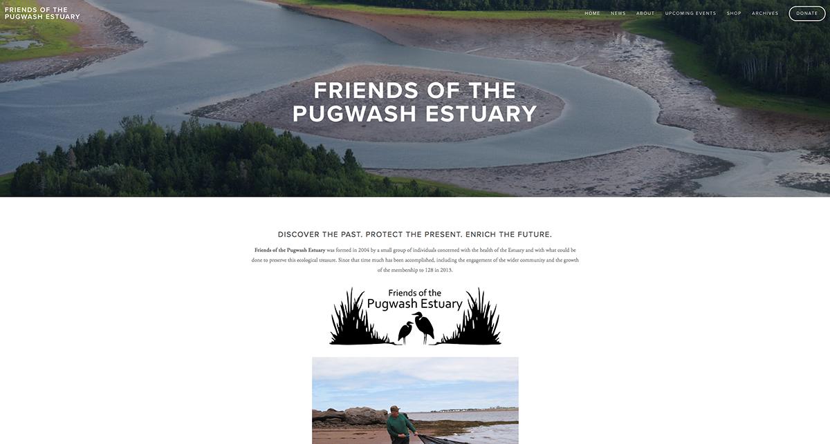 Friends of the Pugwash Estuary