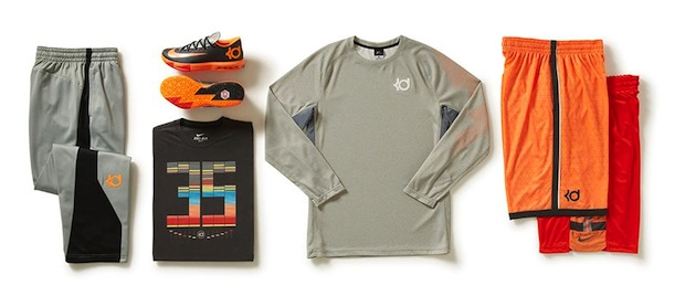 Nike KD VI Neutral 5