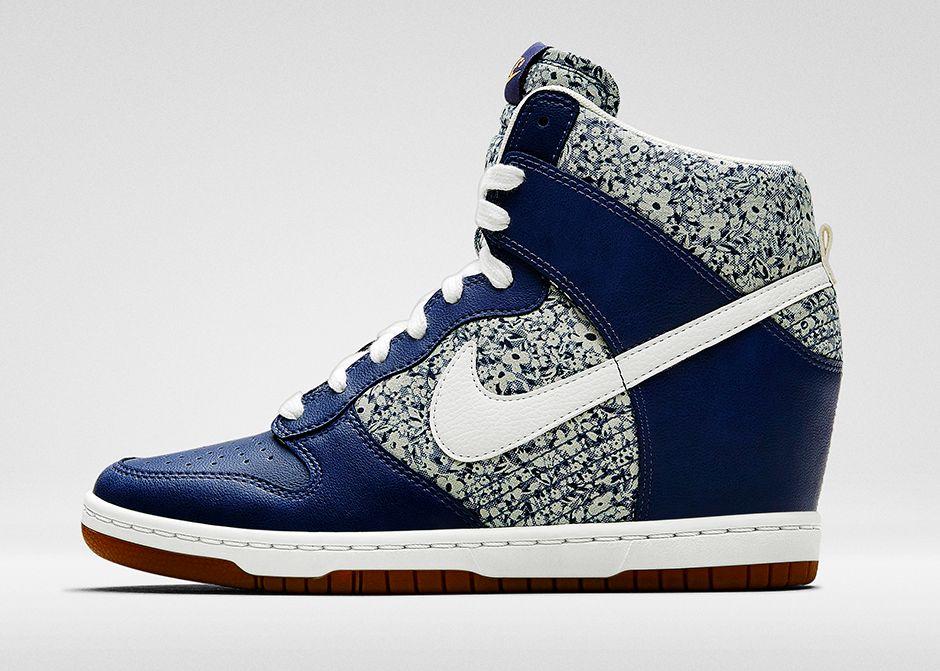 Nike Dunk Sky Hi Liberty 1