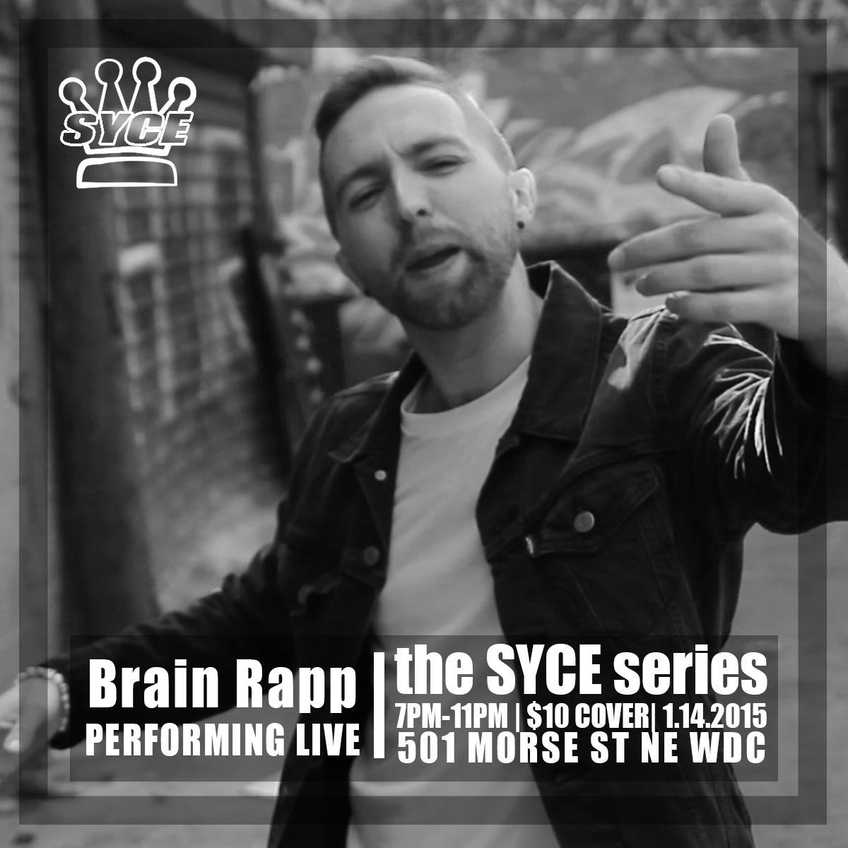 Brain Rapp SYCE Artist Flyer.png