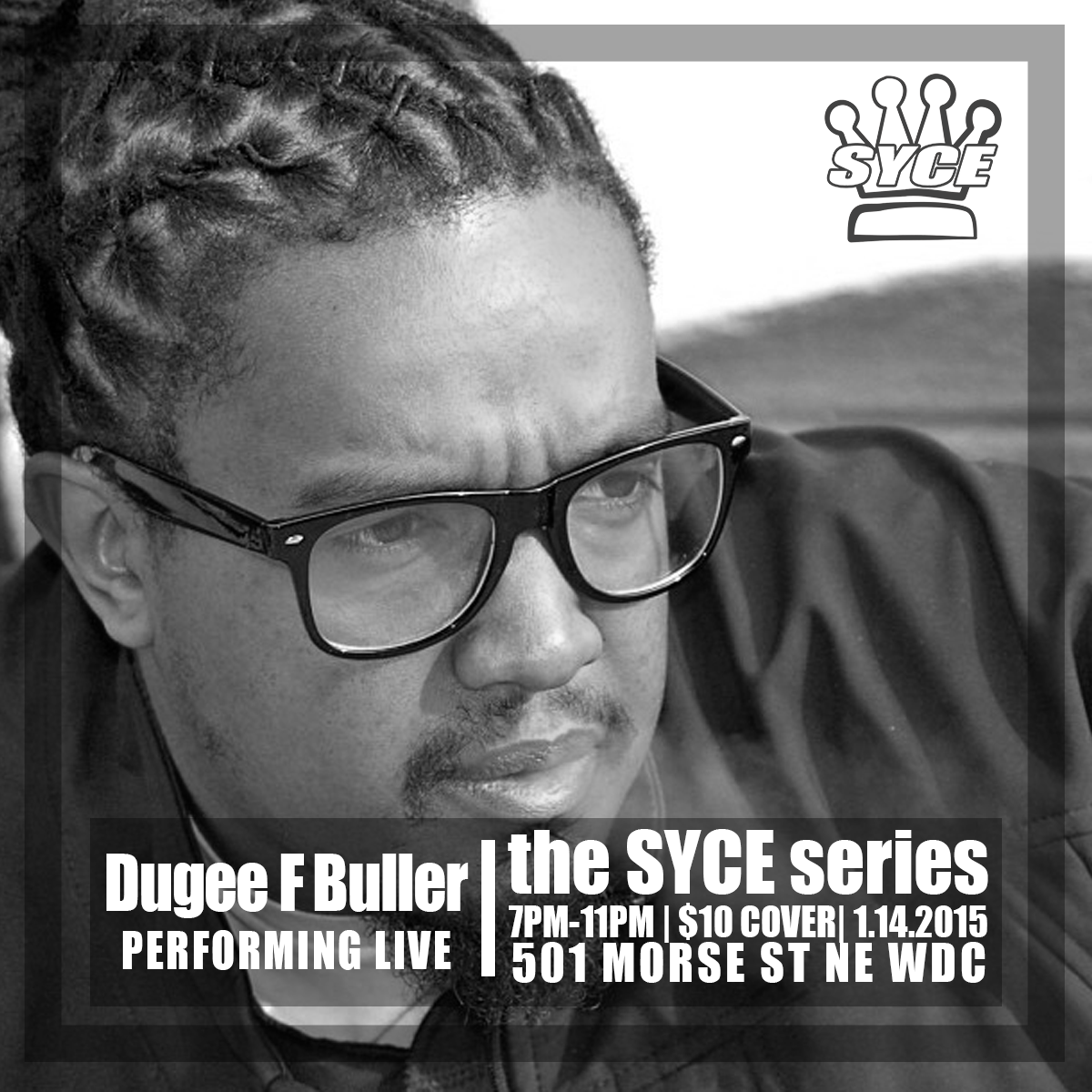 Dugee SYCE Artist Flyer.png