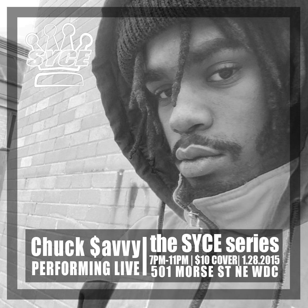 Chuck Savvy SYCE Artist Flyer.jpg