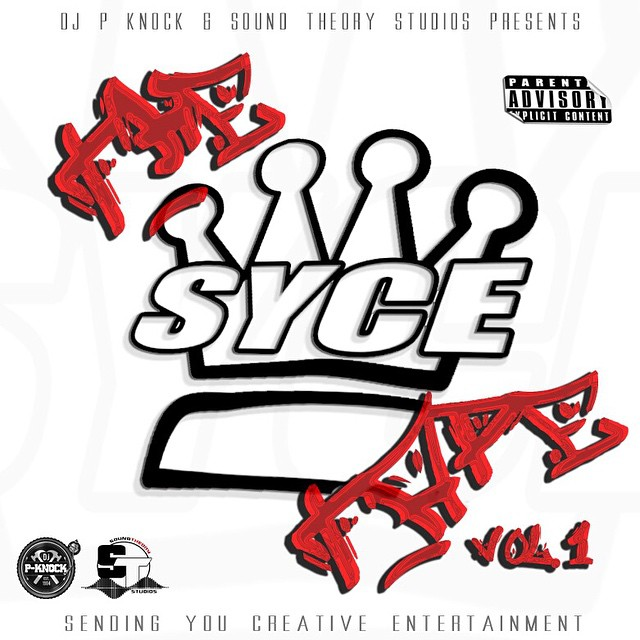 The SYCE Tape Vol 1 Cover Art