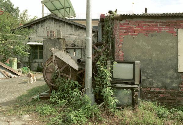 Hsin Peitou, Taipei County, Taiwan, 1998
