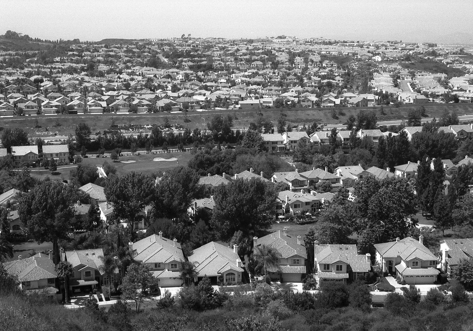 Carmel Valley, San Diego, California, 2002