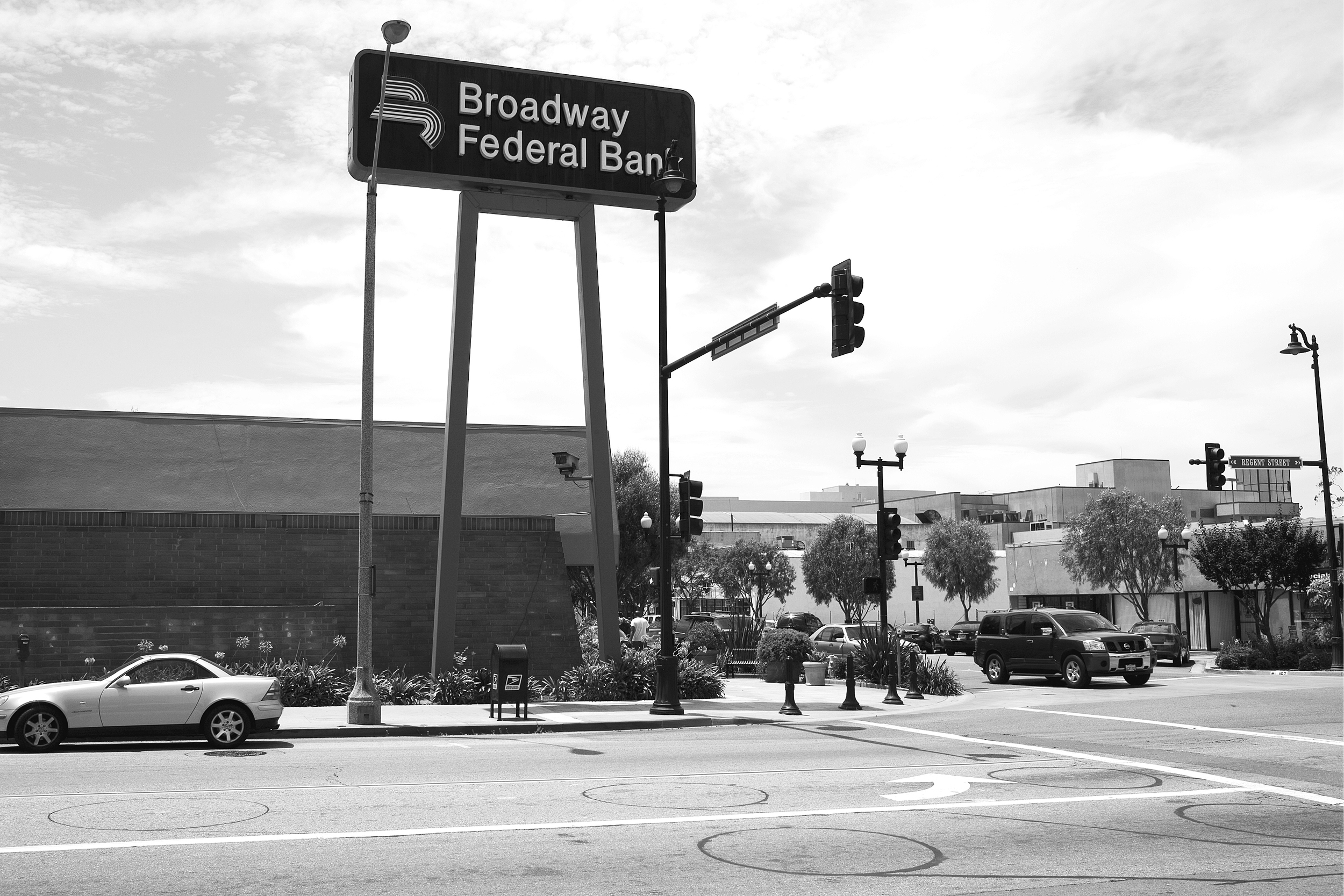 """Broadway Federal Bank, Inglewood. With several branches throughout South Los Angeles, Broadway Federal is a Black-owned bank that has served the community since 1946. 2009.                                0     false             18 pt     18 pt     0     0         false     false     false                                                     /* Style Definitions */ table.MsoNormalTable {mso-style-name:""""Table Normal""""; mso-tstyle-rowband-size:0; mso-tstyle-colband-size:0; mso-style-noshow:yes; mso-style-parent:""""""""; mso-padding-alt:0in 5.4pt 0in 5.4pt; mso-para-margin:0in; mso-para-margin-bottom:.0001pt; mso-pagination:widow-orphan; font-size:10.0pt; font-family:""""Times New Roman"""";}"""