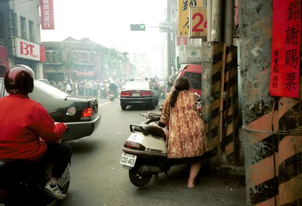 Taipei, Taiwan, 1998