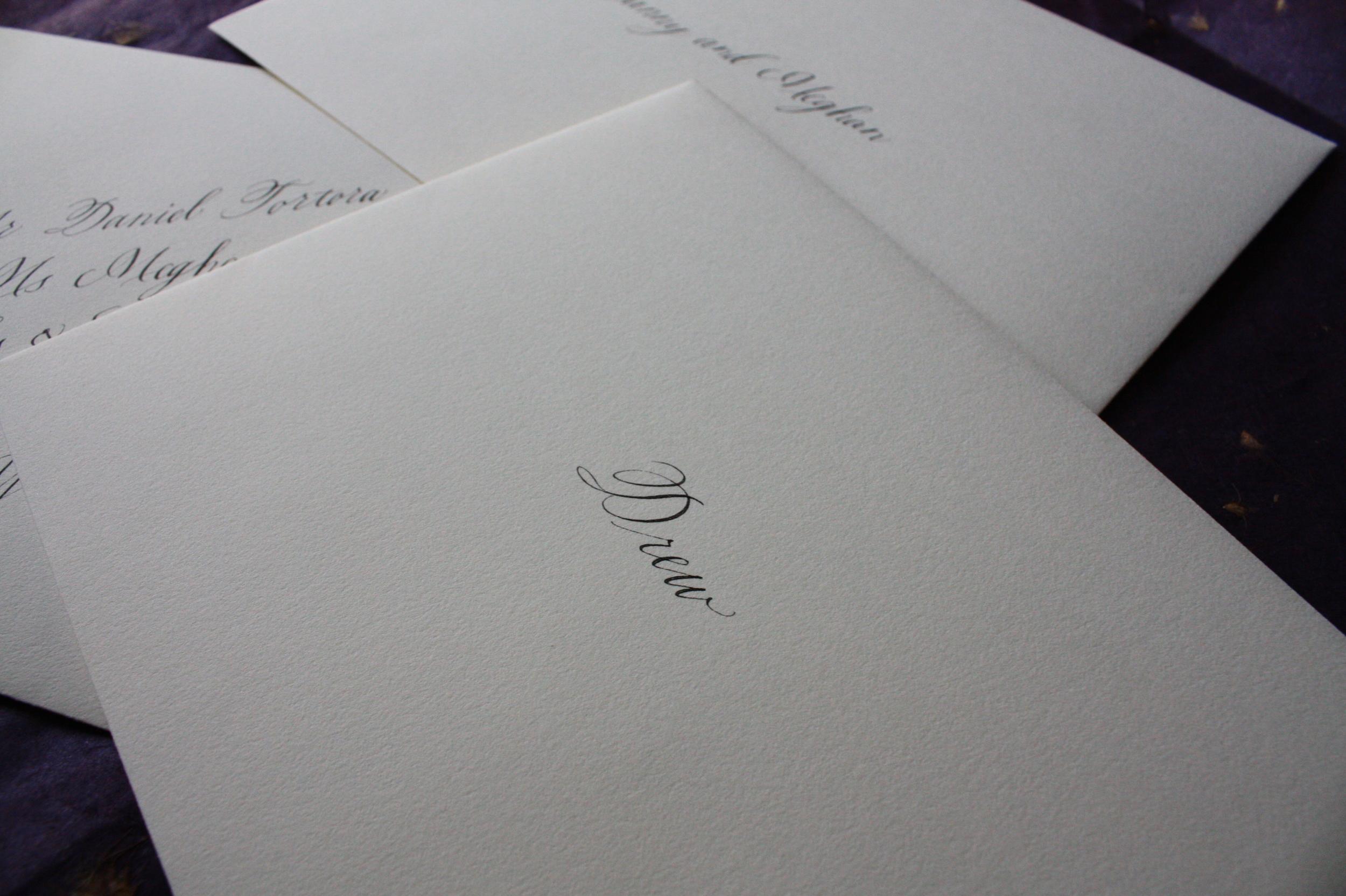 Bloom / Bluestocking Calligraphy