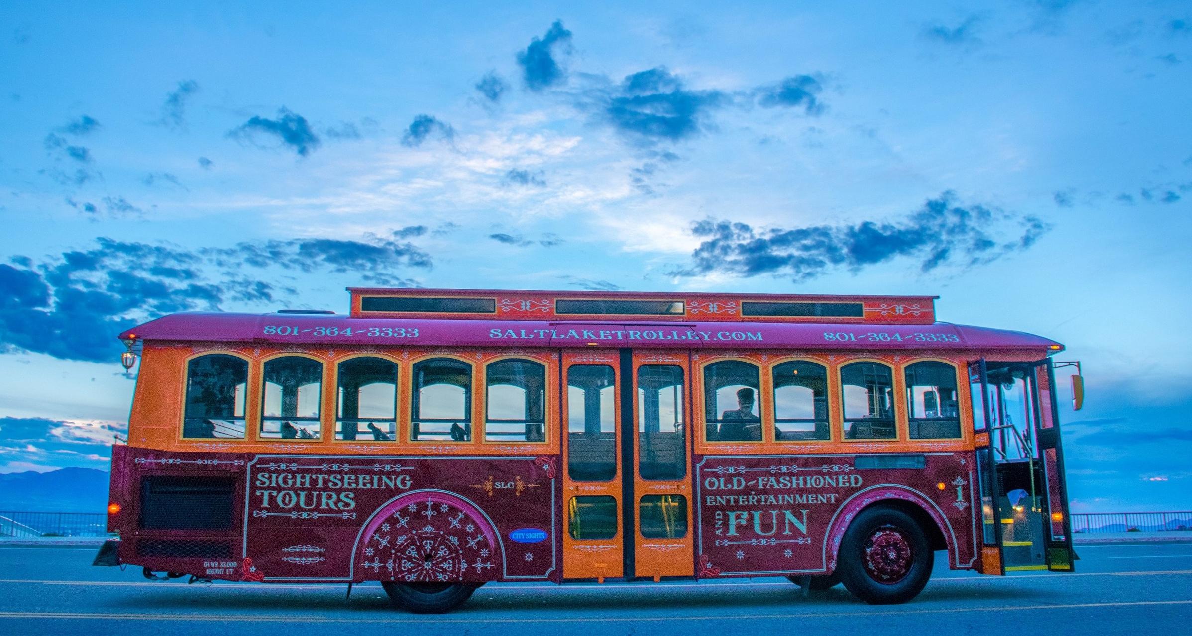 Salt Lake City bus tours