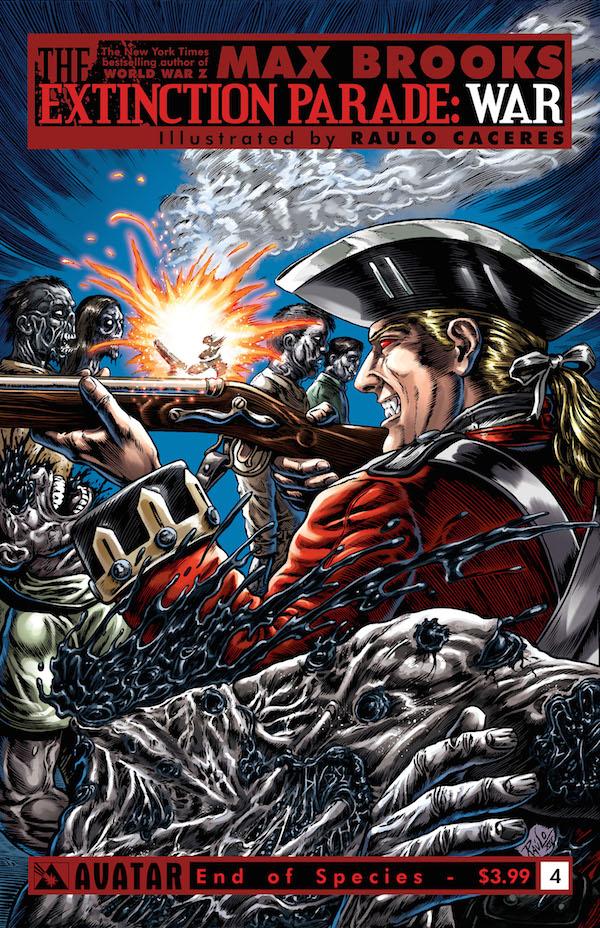MAX BROOKS Extinction Parade # 1 2 3 Comic Lot~ Zombies VS Vampires World War Z