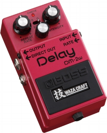 It's a delay pedal!