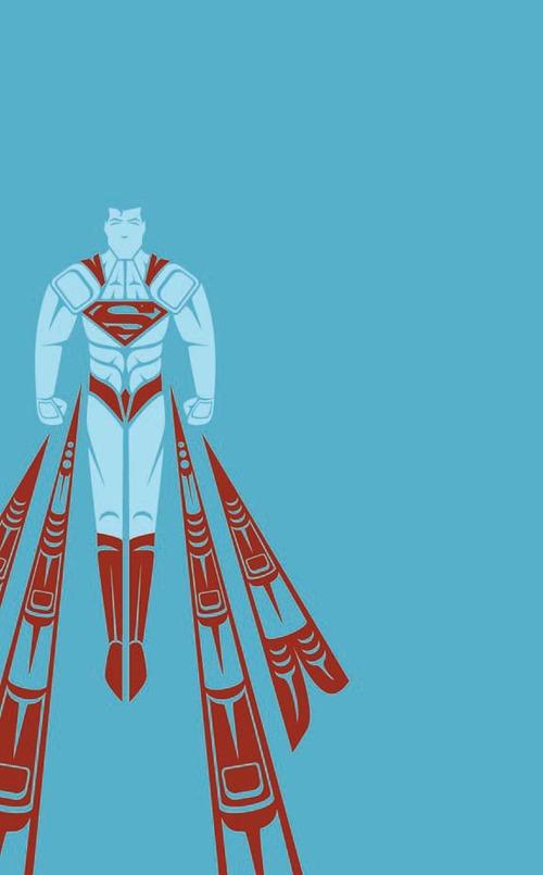 Prjkt Dump_4_Jeffrey Verrege_Native American Superheroes_3.jpeg