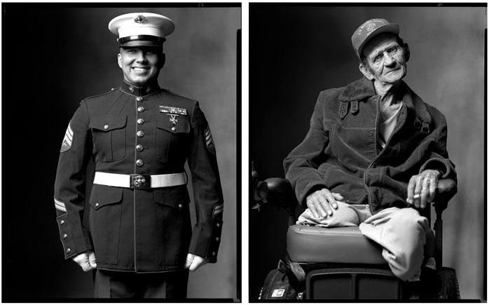 marine / war vet