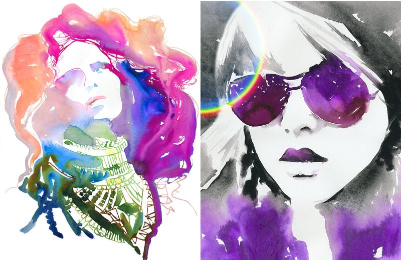 watercolor+nico+velvet+underground+blondie.png