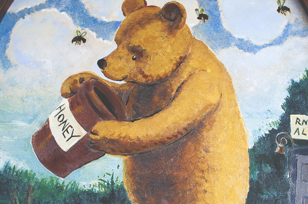Winnie the Pooh was named after Winnipeg