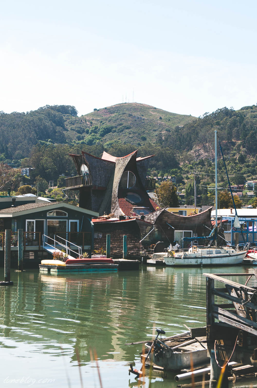 houseboats of sausalito sanfransisco lune travels blog (16 of 31).jpg