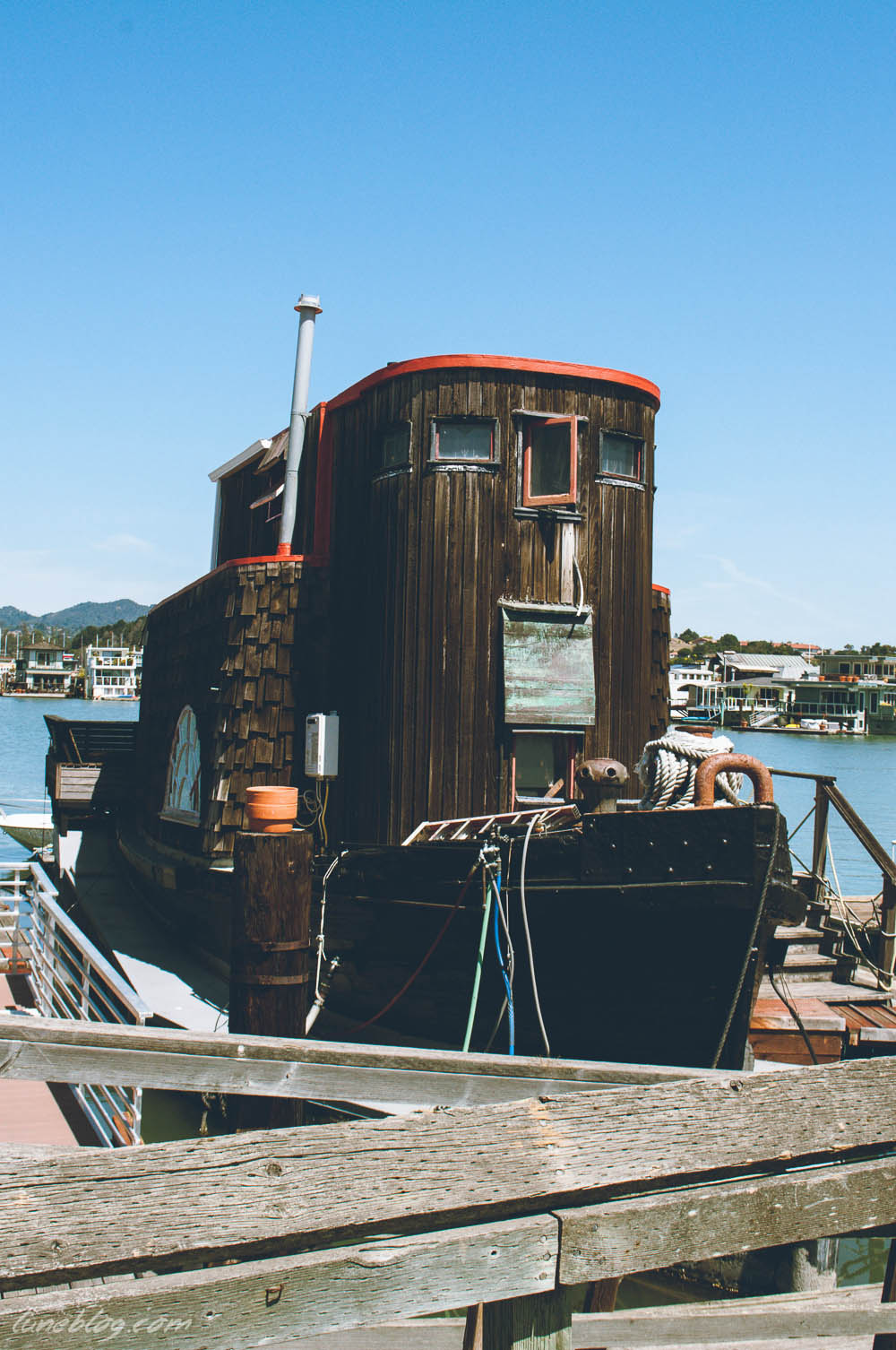 houseboats of sausalito sanfransisco lune travels blog (13 of 31).jpg