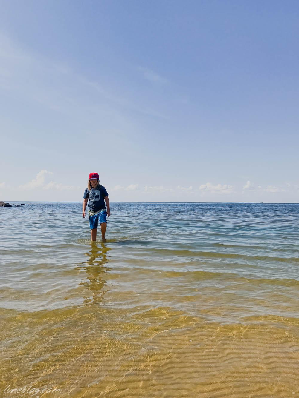 Victoria Beach   Manitoba — lune travels blog