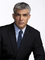 Click photo to download. Caption: Yair Lapid. Credit: Yesh Atid/Wikimedia Commons.
