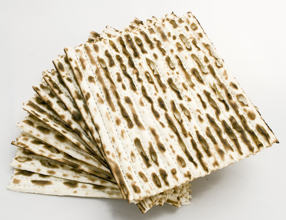 You won't have to simply gorge on matzah for all of Passover if you follow Mollie Katzen's recipes. Credit: www.kosherstock.com.