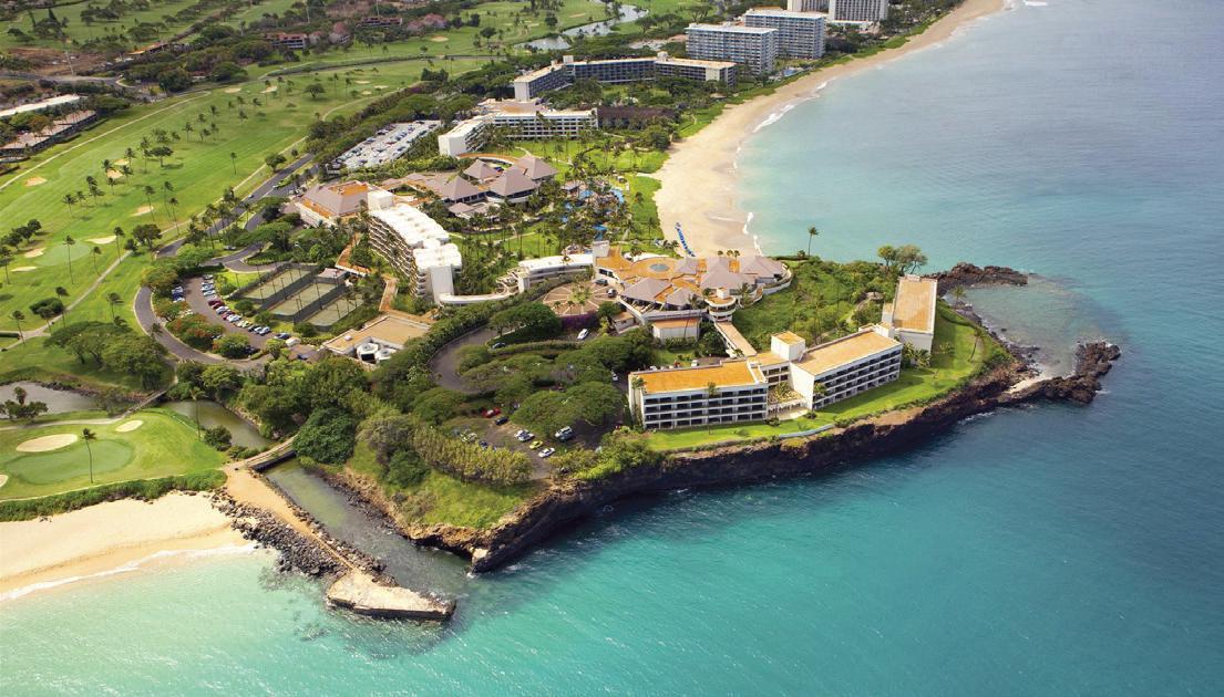 Click photo to download. Caption: The Sheraton Maui Resort & Spa, Hawaii. Credit:Sheraton Maui Resort & Spa.