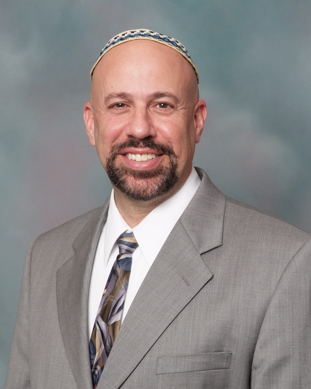 "Click photo to download. Caption: Rabbi Barry Schwartz, the new head of the Jewish Publication Society. PHILADELPHIA—""Define Jewish publishing."" Credit: Jewish Publication Society."