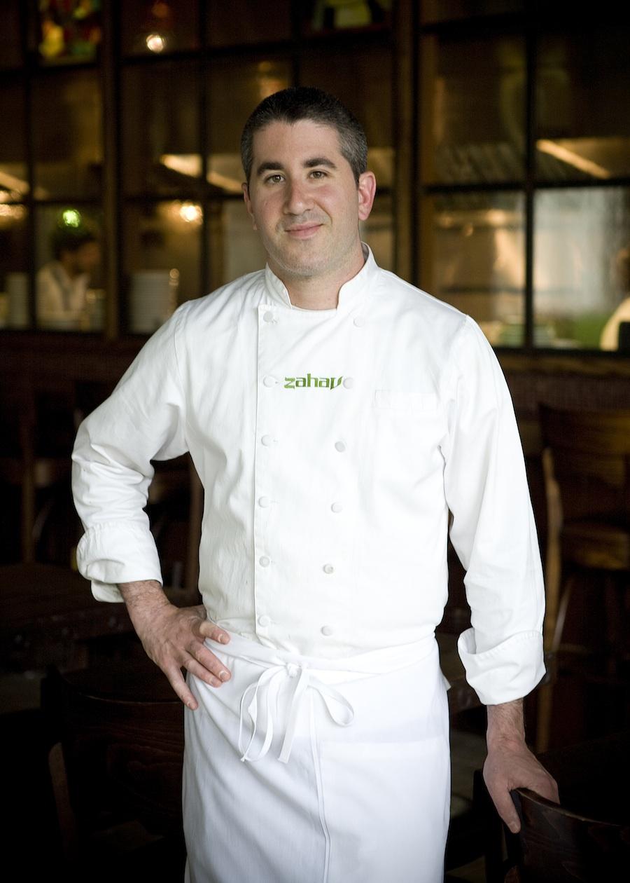 Click photo to download. Caption: Chef Michael Solomonov. Credit: Michael Persico.