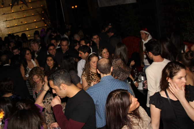 Click photo to download. Caption: Jspace.com launched its dating section at a Dec. 24 party in New York. Credit: Jspace.