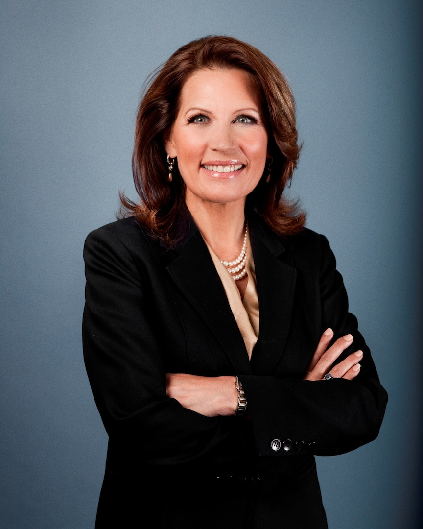 Click photo to download. Caption: Michele Bachmann. Credit: PD.