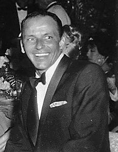 Click photo to download. Caption: Frank Sinatra in 1960. Credit: NARA.