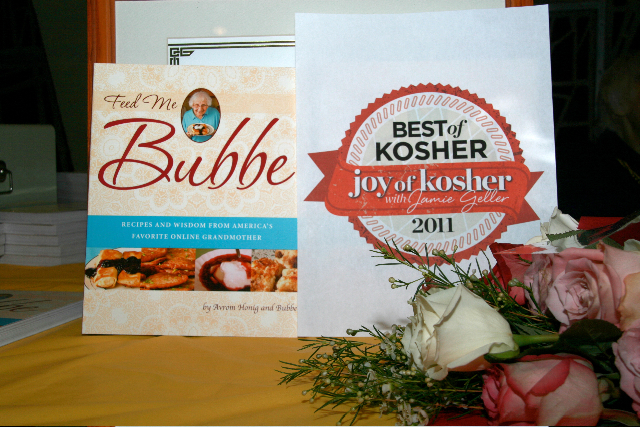 Click photo to download. Caption: Bubbe's award-winning book. Credit: White Leaf Creative Studio/Alyssa E. Weisblatt.