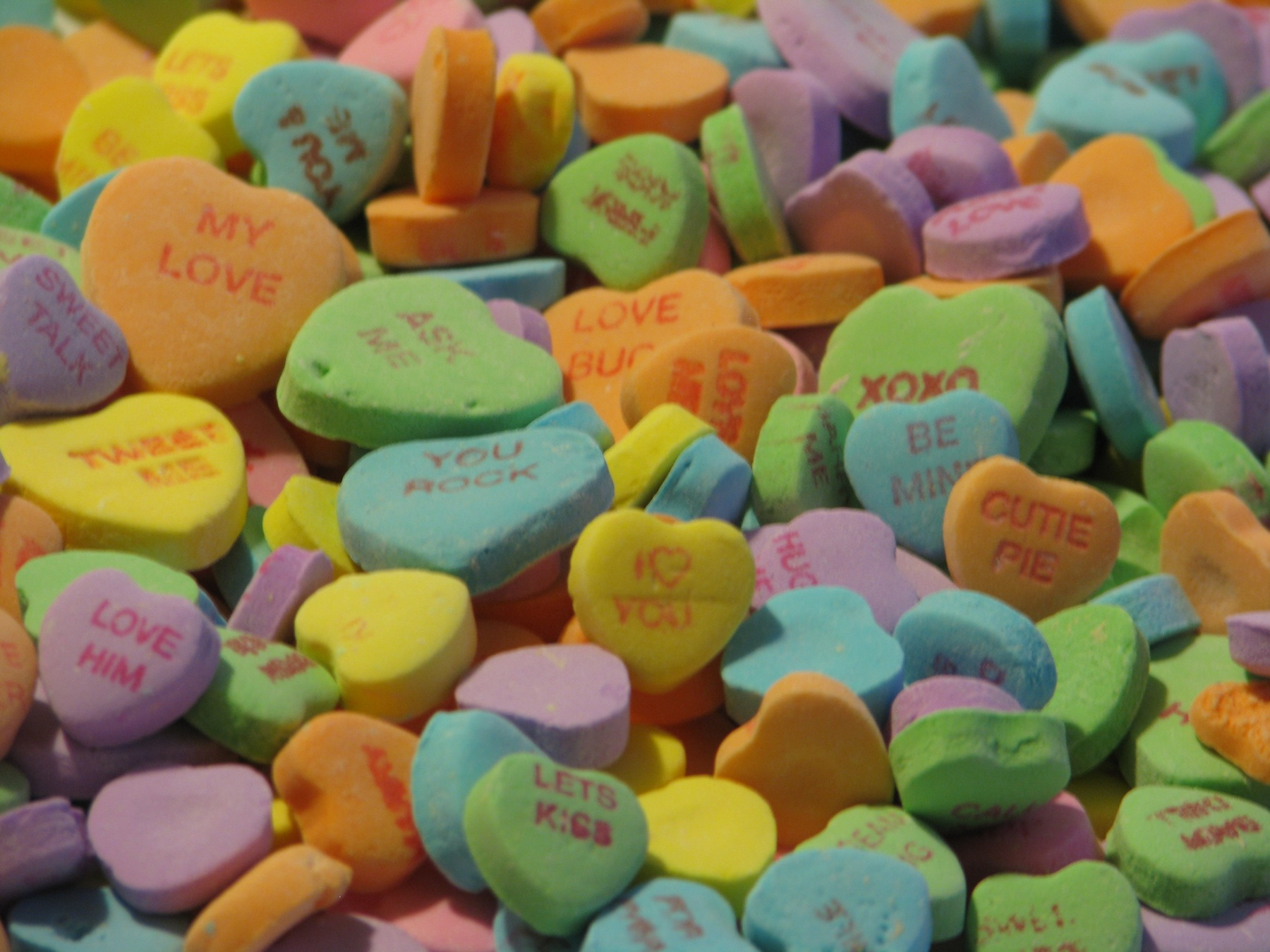 Click photo to download. Caption: Use leftovers from the Jewish holidays to impress your special someone this Valentine's Day.