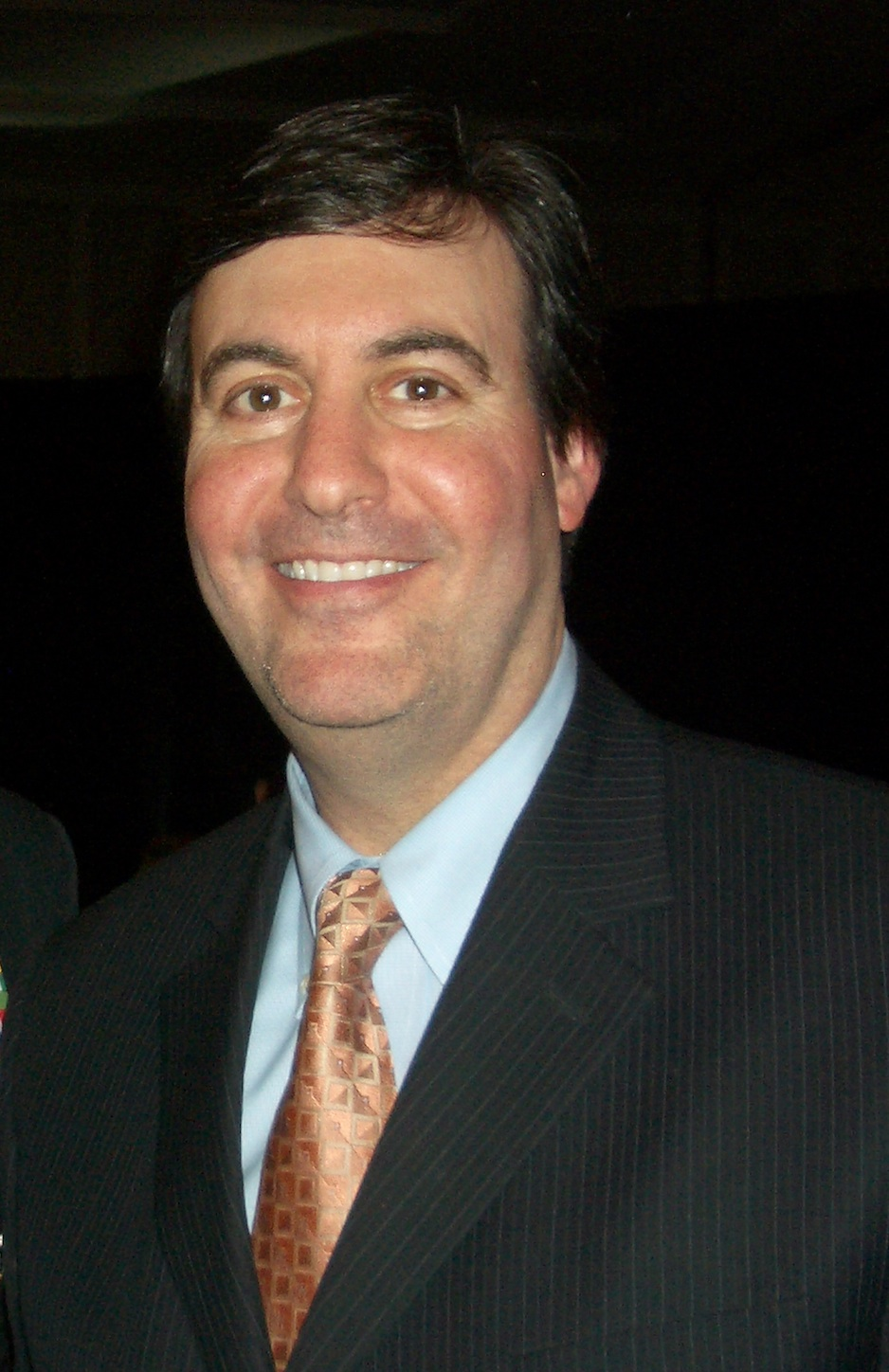 Click photo to download. Caption: Larry Greenfield, new director of JINSA. Credit: Courtesy of Larry Greenfield.