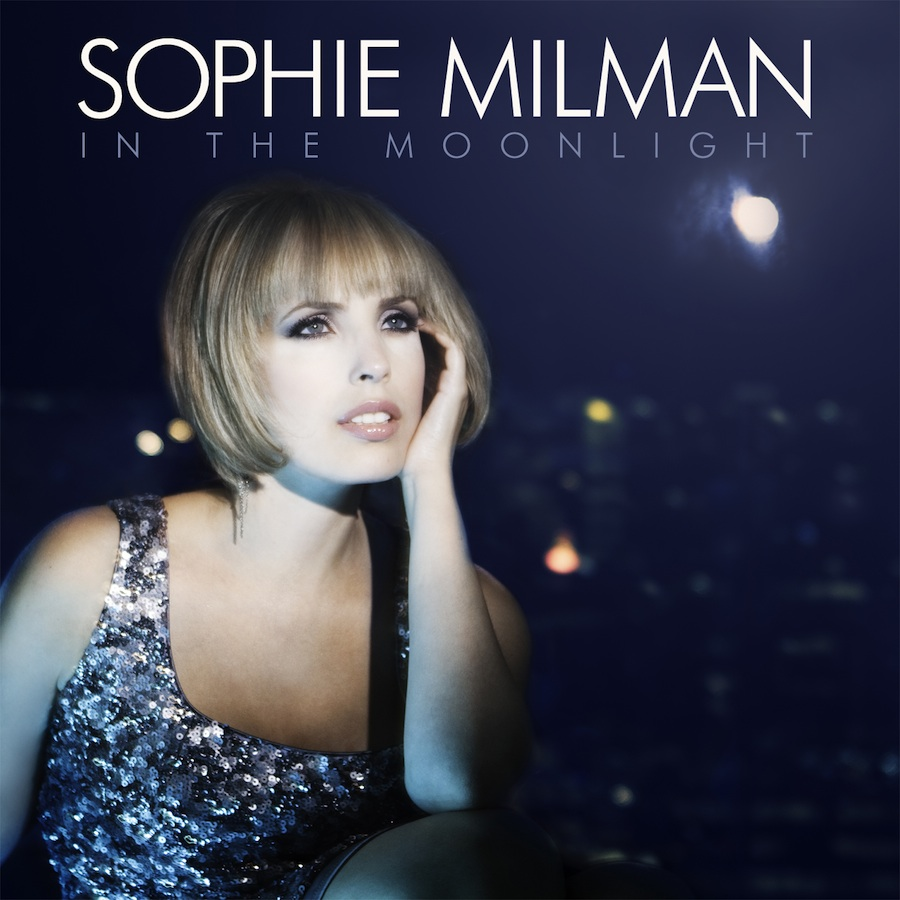 """Click photo to download. Caption: The cover of Sophie Milman's """"In the Moonlight."""" Credit: Courtesy Sophie Milman."""