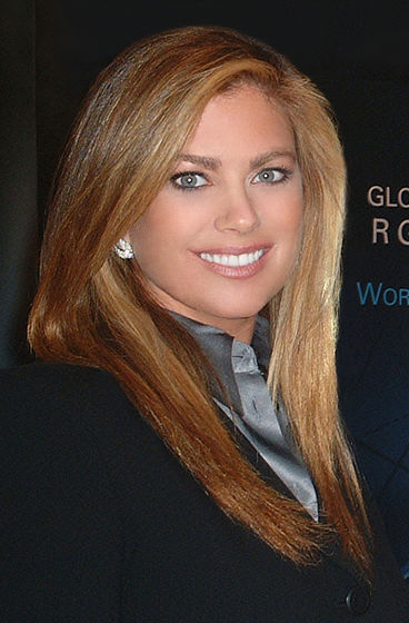 Click photo to download. Caption: Kathy Ireland. Credit: PD.