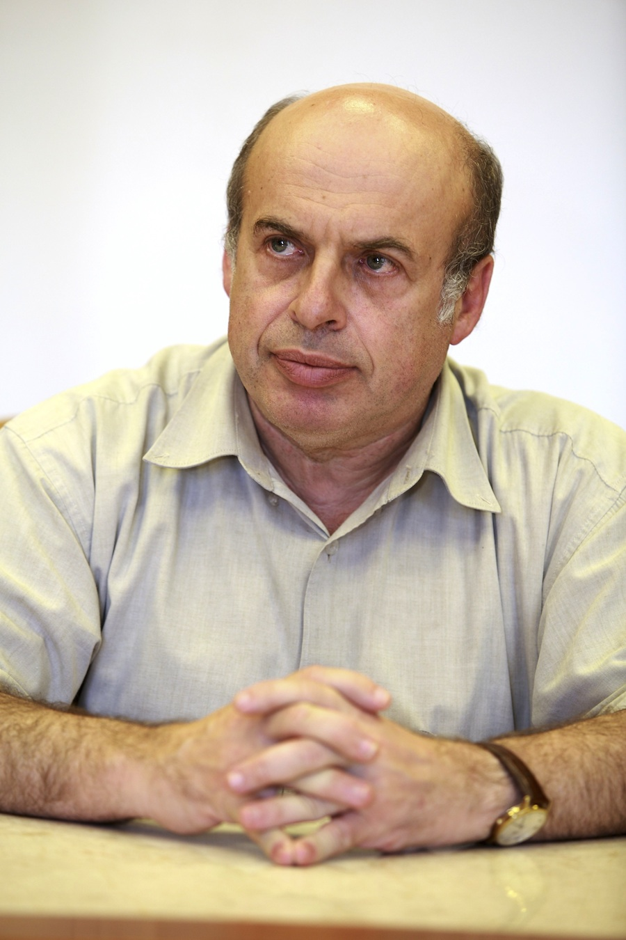 Click photo to download. Caption: Natan Sharansky. Credit: JAFI.