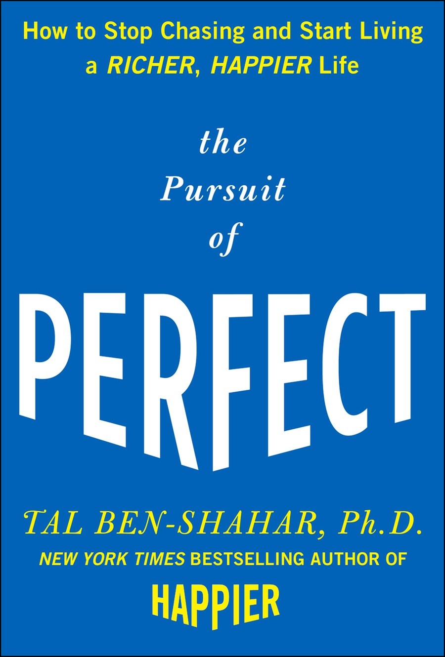 """Click photo to download. Caption: """"The Pursuit of Perfect,"""" by Tal Ben-Shahar. Credit: McGraw-Hill."""