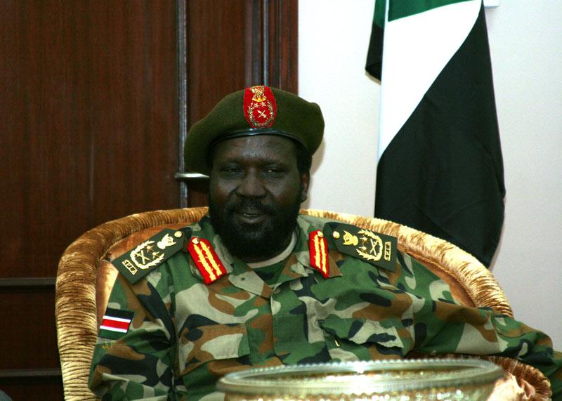 Click photo to download. Credit: South Sudan President Salva Kiir. Credit: Stein Ove Korneliussen.